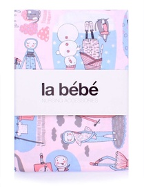 La Bebe Cotton Bedding Set 2pcs 44481