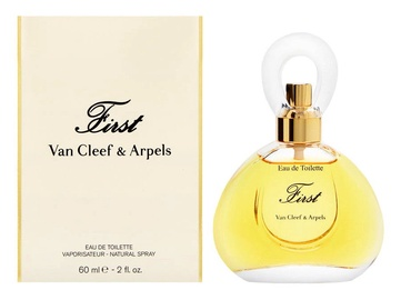 Tualetes ūdens Van Cleef & Arpels First 60ml EDT