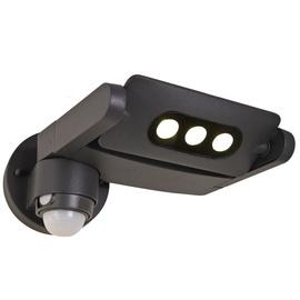 Lutec 6144S-1-PIR15 Outdoor Recessed Light Grey