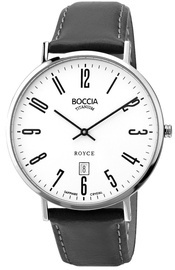 Boccia Titanium Men Watch 3589-08 Black