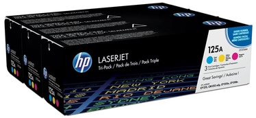 HP 125A Color Tri-Pack