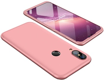Hurtel 360 Protection Full Body Cover For Huawei P20 Lite Pink