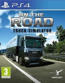 PlayStation 4 (PS4) spēle On The Road: Truck Simulator PS4
