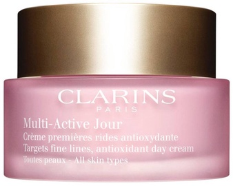 Sejas krēms Clarins Multi-Active Day Cream, 50 ml