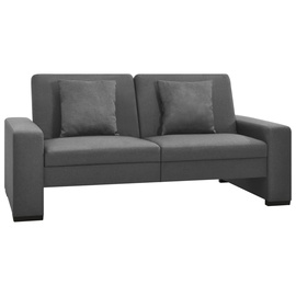 Диван-кровать VLX Versatile 323612, светло-серый, 176 x 83 x 81 см