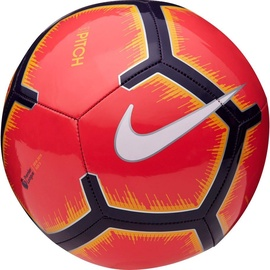 Nike Premier League Pitch Ball Red Size 5