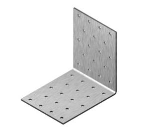 Arras Steel Corner Angle Mount 100x100x100mm