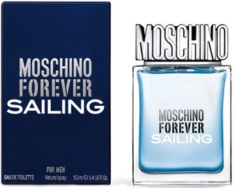 Tualetes ūdens Moschino Forever Sailing 100 ml, EDT