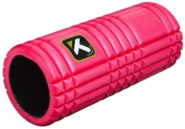 Trigger Point Grid Massage Roller Pink