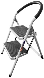 WonderWorker Steel 2-Step Ladder