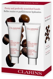 Clarins Hand and Nail Cream 2x100ml