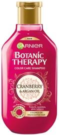 Šampūns Garnier Botanic Therapy Cranberry & Argan Oil Color Care, 250 ml