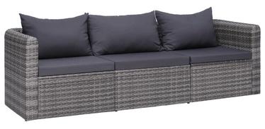 Садовый диван VLX 44163, серый