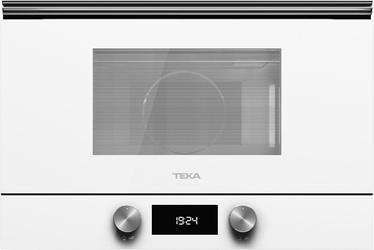 Iebūvēta mikroviļņu krāsns Teka Maestro ML 8220 BIS L White