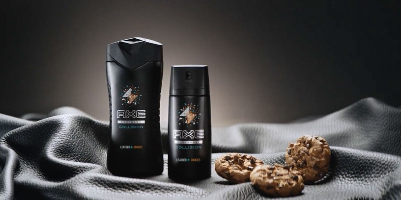 Axe Leather & Cookies After Shave 100ml