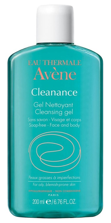 Avene Cleanance Cleansing Gel 200ml