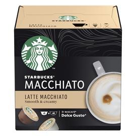 Starbucks Dolce Gusto Latte Macchiato 129g