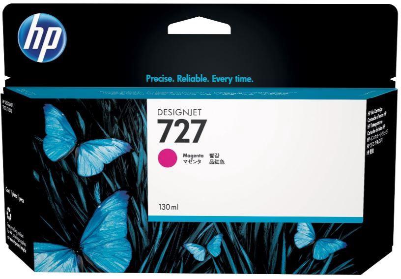 HP 727 Ink Cartridge Magenta