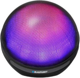 Bezvadu skaļrunis Blaupunkt BT08LED Black, 5 W