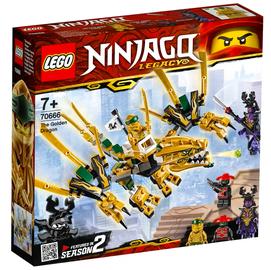 Konstruktors Lego Ninjago The Golden Dragon 70666