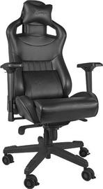 Spēļu krēsls Natec Genesis Nitro 950, melna