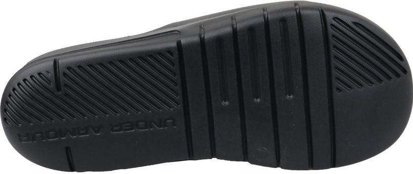 Baseina un pludmales čības Under Armour Core PTH Slides 3021286-001 Black 42.5