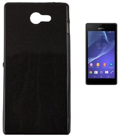 Telone Candy Ultra Slim Back Case For Sony D2303 Xperia M2 Black