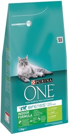 Purina One Indoor Formula Turkey & Whole Grains 1.5kg