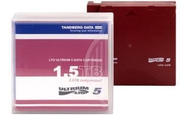 Tandberg Data Cartridge LTO-5 1.5/3 TB