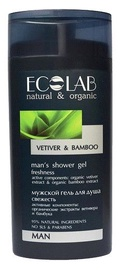 ECO Laboratorie Freshness Vetiver & Bamboo Shower Gel 250ml