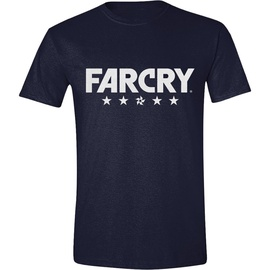 Licenced Far Cry 5 Logo T-Shirt Navy M