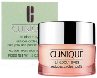Acu krēms Clinique All About Eyes All Skin, 15 ml