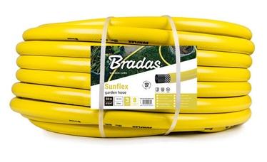Bradas Sunflex Garden Hose Yellow 1'' 30m