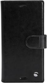Krusell Ekero Folio Wallet Case 2in1 For Sony Xperia XZ1 Black