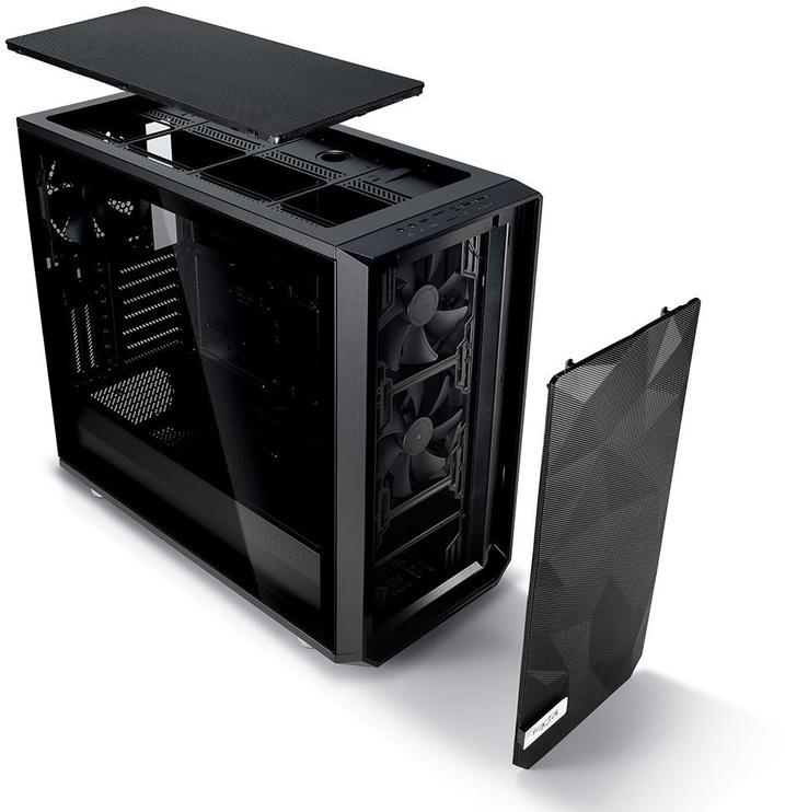Fractal Design Meshify S2 TG Dark Black
