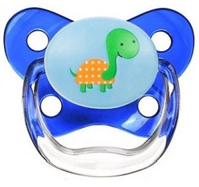 Dr Browns PreVent Contoured Soother Turtle Blue PV31407