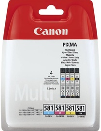 Canon Cartridge 5.6ml+5.6ml CMYK