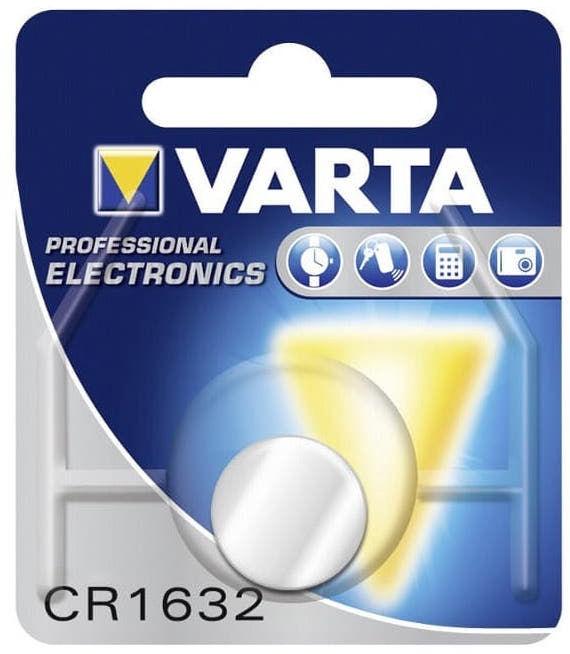 Varta CR1632 Battery 3V x1