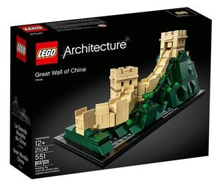 Konstruktors Lego Architecture Great Wall Of China 21041