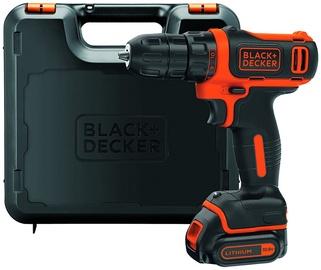 Black & Decker BDCDD12K Cordless Drill