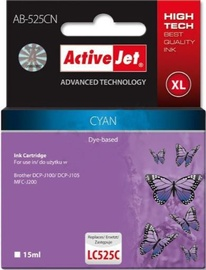 ActiveJet AB-525CN Cartridge 15ml Cyan