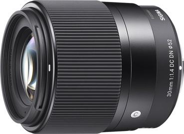 Objektīvs Sigma 30 f/1.4 DC DN Contemporary for Sony-E Mount, 265 g