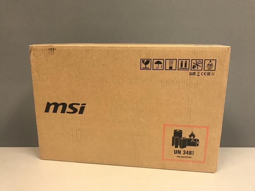 Ноутбук MSI GL65 Leopard 10SDR-057XPL PL (поврежденная упаковка)