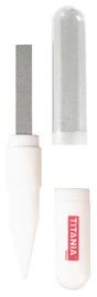 Titania Ceramic Nail File Double Sided