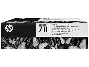 Cauruļu tīrīšanas līdzeklis HP 711 DesignJet Printhead Replacement Kit