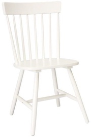 Ēdamistabas krēsls Signal Meble Alero, balta