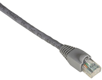 Black Box Ethernet Patch Cable CAT6 UTP Grey 4.5m
