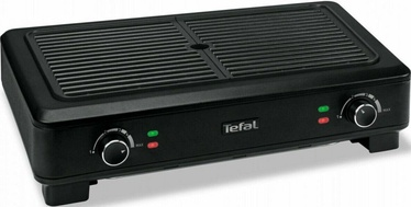 Tefal Table Grill Smoke Less TG9008 Black