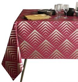 AmeliaHome Oxford Tablecloth AH Piramides Rose 140x200cm