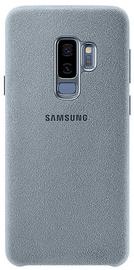 Samsung Alcantara Back Cover For Samsung Galaxy S9 Plus Mint